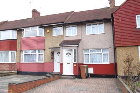 2 bedroom terraced house to rent - Lindsay Road, Worcester Park