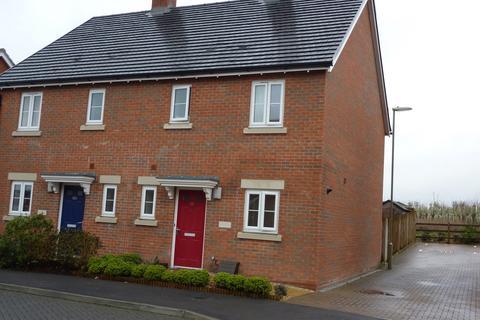 3 bedroom semi-detached house to rent - Quicksilver Way, Andover