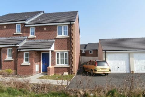 3 bedroom semi-detached house to rent - Heol Blandy, Broadlands, Bridgend County Borough, CF31 5FN