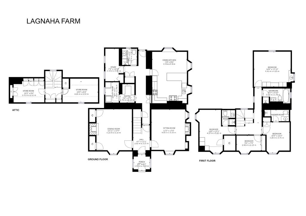 Floorplan: Farmhouse