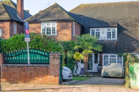 4 bedroom semi-detached house for sale - Bancroft Avenue, N2