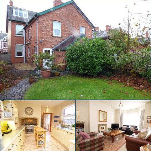 4 bedroom semi-detached house for sale - Dyffryn Road, Llandrindod Wells, Powys