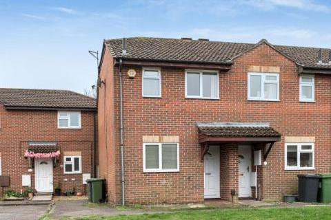 2 bedroom end of terrace house to rent - Vivaldi Close, Basingstoke, RG22
