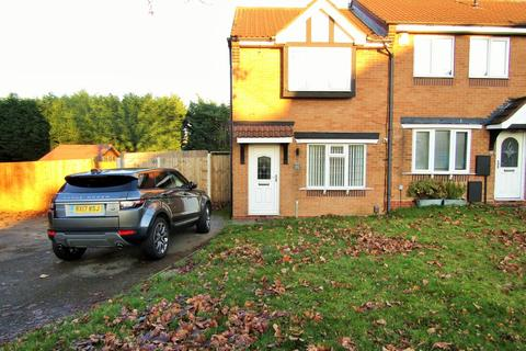 2 bedroom end of terrace house for sale - Chaucer Close, Erdington