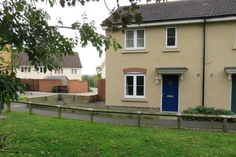 3 bedroom end of terrace house to rent - Wayte Street, Moredon, Swindon, Wiltshire, SN2