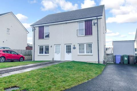 2 bedroom semi-detached house for sale - Spey Avenue, Inverness