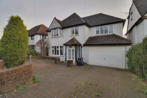 4 bedroom detached house for sale - Woodcrest Road, Purley