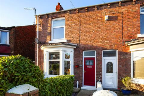 2 bedroom end of terrace house for sale - Kings Road, Linthorpe