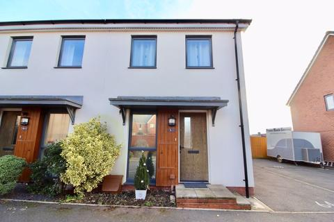 2 bedroom end of terrace house for sale - Bartley Wilson Way Leckwith Cardiff CF11 8EP