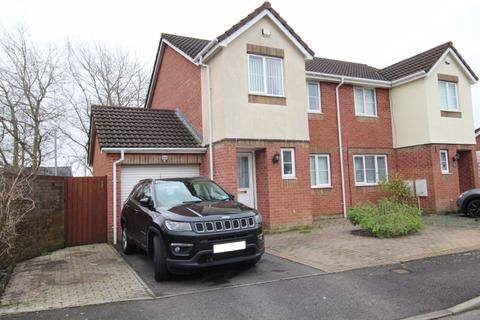 3 bedroom semi-detached house for sale - Whinberry Way St Fagans Cardiff CF5 4QU