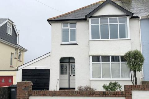 3 bedroom semi-detached house to rent - Barnfield Road, Paignton