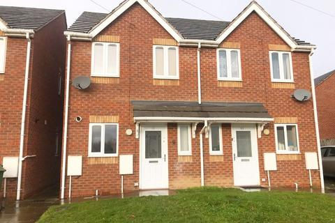 3 bedroom semi-detached house to rent - Mill Street, Walsall, West Midlands, WS2 8AN