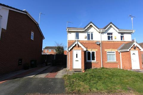 2 bedroom semi-detached house to rent - Dalton Close, Chester