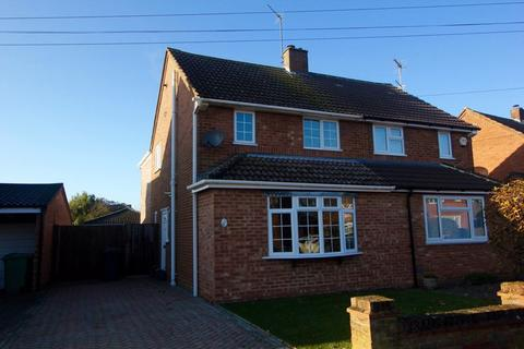 3 bedroom semi-detached house to rent - Caddington Village Semi