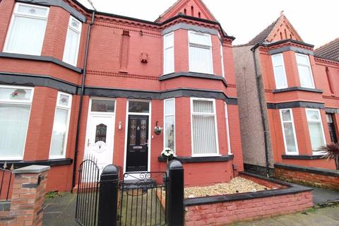 3 bedroom semi-detached house for sale - St. Georges Avenue, Birkenhead