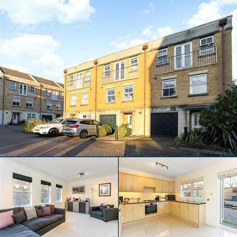 4 bedroom terraced house for sale - Olliffe Street, London, E14