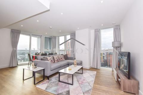 2 bedroom apartment to rent - Gladwin Tower, Nine Elms Point, London