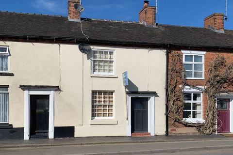 2 bedroom terraced house to rent - 14 Stone Road, Eccleshall, Staffordshire
