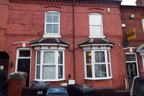 4 bedroom terraced house to rent - Harrow Road, Selly Oak, Birmingham, B29 7DN