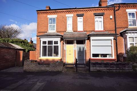 3 bedroom terraced house for sale - Tudor Road, Moseley