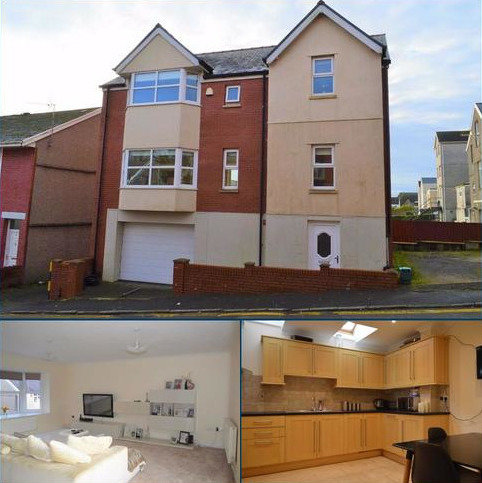 3 bedroom detached house for sale - Cory Street, Sketty, Swansea