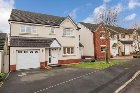 4 bedroom detached house for sale - Clos Y Wern, Pontarddulais, Swansea