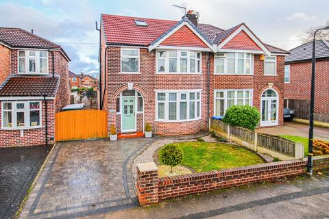 4 bedroom semi-detached house for sale - Beverley Avenue, Davyhulme, Manchester, M41