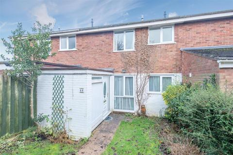 3 bedroom terraced house for sale - Hales Close, Snitterfield, Stratford-Upon-Avon
