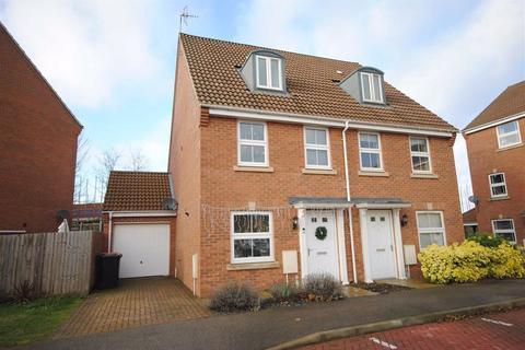 3 bedroom semi-detached house for sale - Blenheim Road, Leighton Buzzard