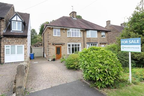 3 bedroom semi-detached house for sale - Brookside Glen, Brookside, Chesterfield, S40 3PF