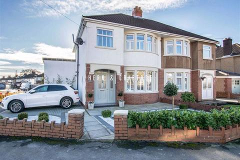 3 bedroom semi-detached house for sale - Heol Y Gors, Whitchurch, Cardiff