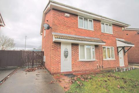 2 bedroom semi-detached house for sale - Harebell Close, Ingleby Barwick