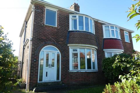 3 bedroom semi-detached house for sale - Coniston Avenue, Fulwell, Sunderland