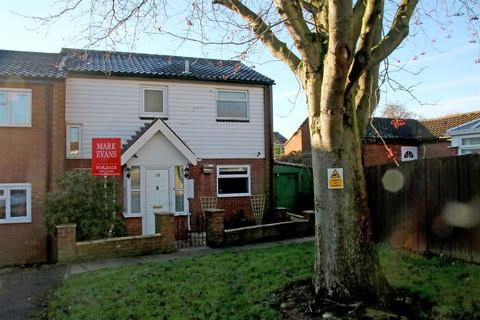 2 bedroom end of terrace house for sale - Gayle, Wilnecote, Tamworth