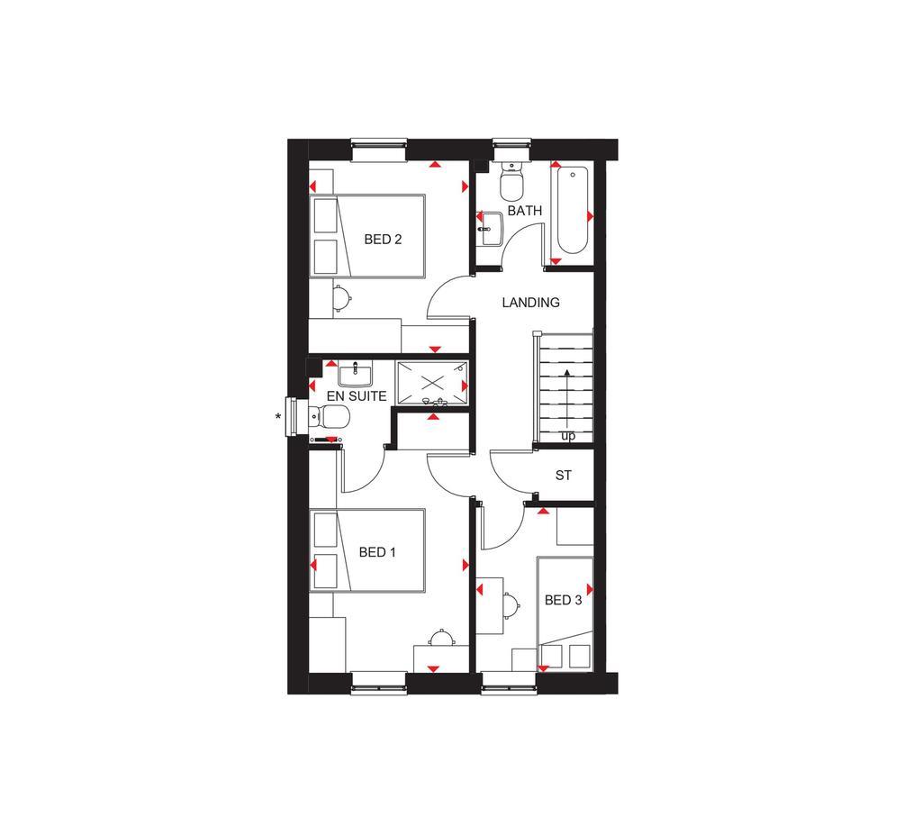 Floorplan 2 of 2: Floor Plan 1