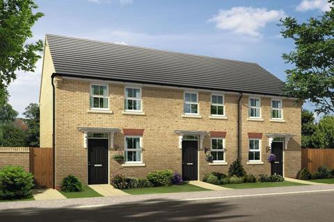 2 bedroom end of terrace house for sale - Fen Street off Newport Road, Milton Keynes, MILTON KEYNES