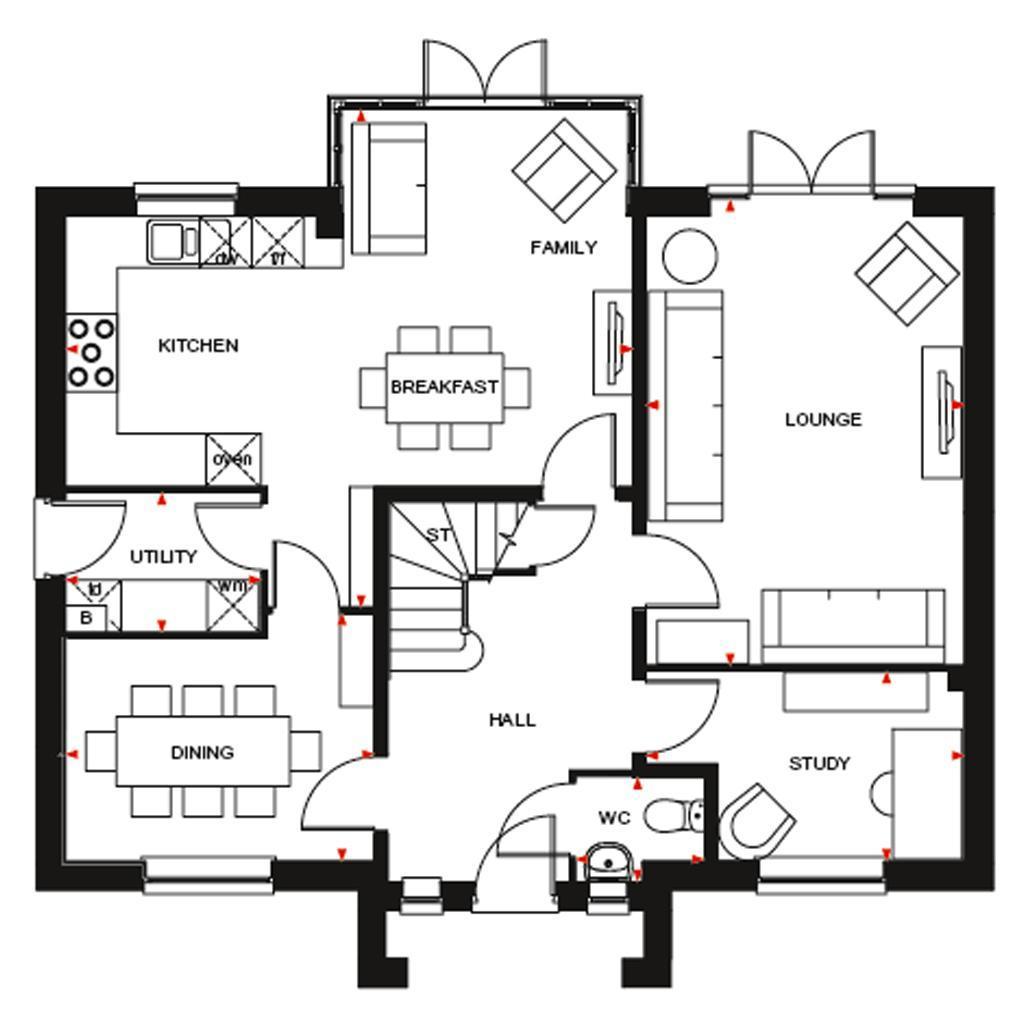 Floorplan 1 of 2: Winstone GF
