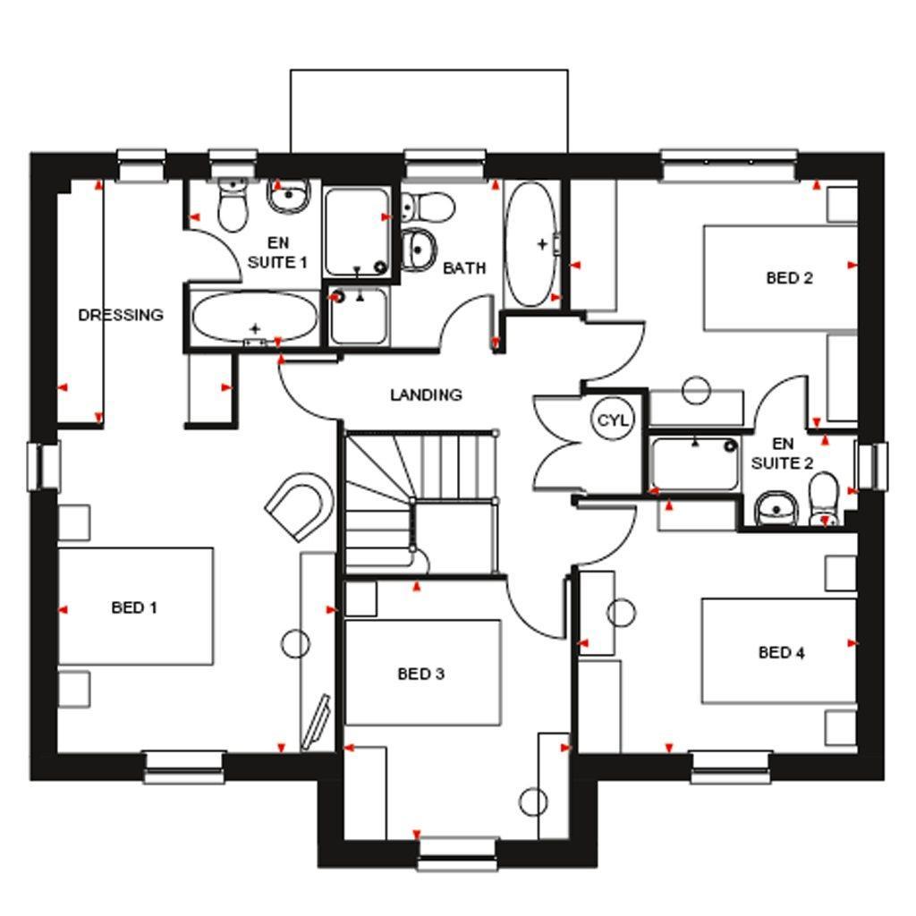 Floorplan 2 of 2: Winstone FF