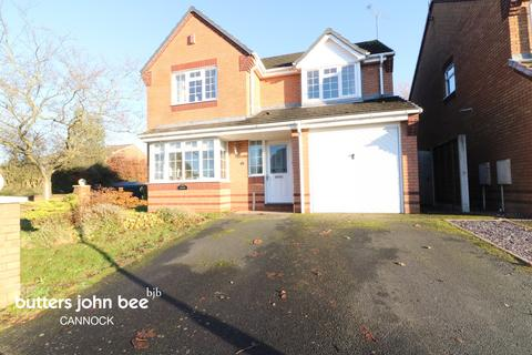4 bedroom detached house for sale - Stag Drive, Cannock