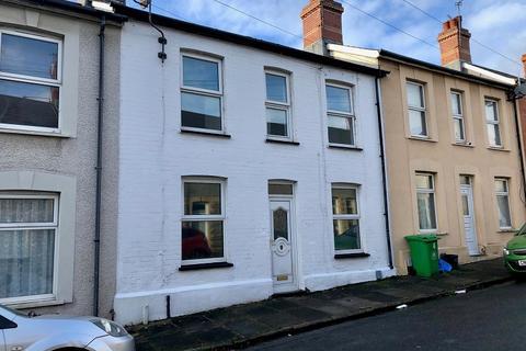 2 bedroom terraced house for sale - 3 Harvey Street, Barry, The Vale Of Glamorgan. CF63 2HZ