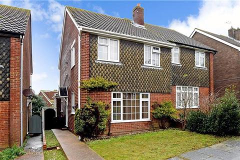 3 bedroom semi-detached house for sale - Dudwell Road, Woodingdean, Brighton, East Sussex