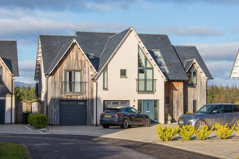 4 bedroom detached house for sale - Allanfield, Auchterarder, Perthshire