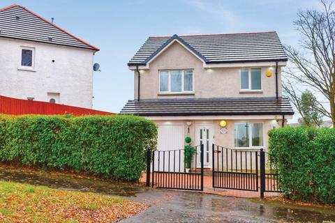 4 bedroom detached house for sale - Alyth Gardens, Mosspark, Glasgow, G52 1LF