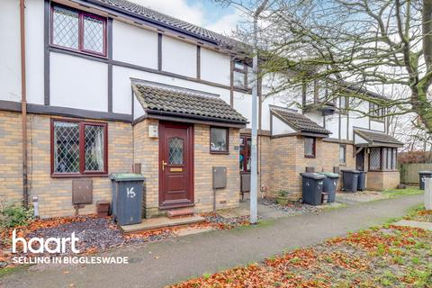 2 bedroom terraced house for sale - Astral Close, Henlow