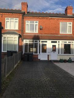 2 bedroom terraced house to rent - Harman Road, Sutton Coldfield, B72 1AH