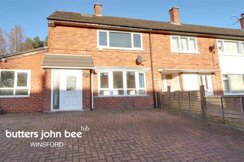 2 bedroom end of terrace house for sale - Nixon Drive, Winsford