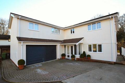 5 bedroom detached house for sale - 'Sennybridge' Crofta , Lisvane, Cardiff. CF14 0EW