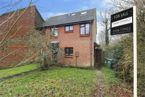 3 bedroom end of terrace house for sale - Vicarage Road, Whaddon, MILTON KEYNES, Buckinghamshire