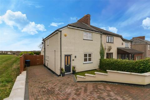 2 bedroom end of terrace house for sale - Woodstock Terrace, Bishop Middleham, Ferryhill, County Durham