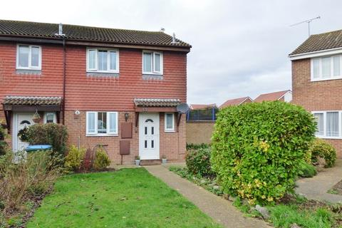 3 bedroom end of terrace house to rent - Johnson Way, Yapton